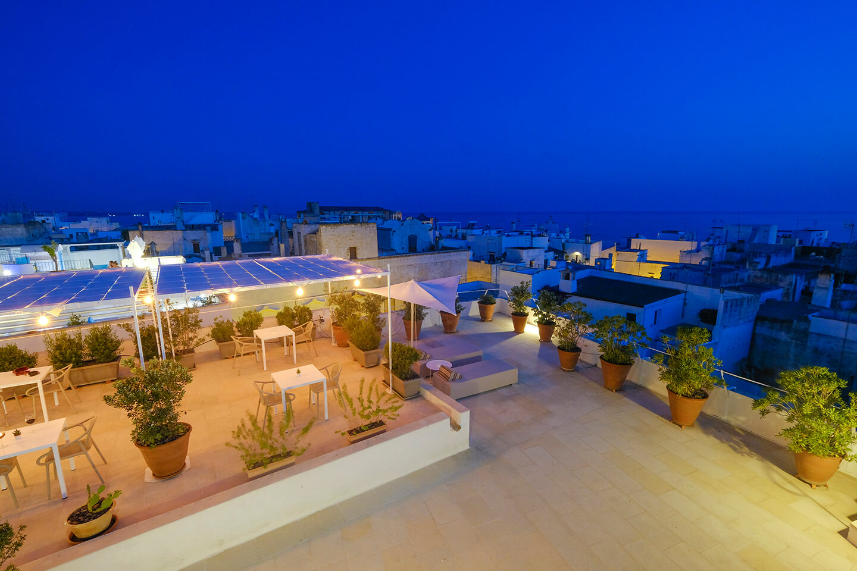 hotel pascaraymond foto terrazzo